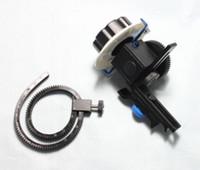 aerial clamp - 5D2 D3 D800 D600 DSLR Rig Follow Focus Quick Release Clamp For mm Rail System
