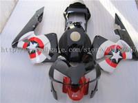 Wholesale Red white black Captain America Injection Mold CBR600RR F5 Fairing CBR600RR F5 Fairings