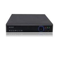 Wholesale 4CH H HDMI DVR TVL Outdoor Black Waterproof CCTV Camera Home Security Camera System Surveillance Kit ch cctv kit