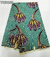 african woodin fabric - YWD160 Fashion Dutch design African Woodin wax fabric yards Most popular veritable real batik wax fabric for party dress