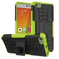 anti slippery - new cell phone case for MIUI red rice anti skidding case anti slippery Shockproof defender Cushion cover TPU PC rugged sturdy cover
