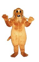 bentley dog - Bentley Bassett Mascot Costume Adult Size high quality bassett dog theme Mascotte Carnival fancy dress kits for school party holiday SW2371