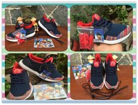baby boy canvas - New Boys And Girls Shoes Fashion Shoes Children s Fashiion Shoes Running Shoes Dark Blue NMD Wukong Sports Baby Kids Discount Sports