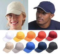 adult profiles - Unisex Adjustable Brushed Twill Low Profile Sport Hats Snapback Baseball Caps