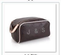 Wholesale Wash bag business new fashion cosmetic bags Men and women general large empty volume of good quality makeup