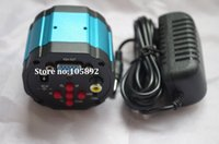 Others av supplies - in1 Digital Industry Industrial Microscope Camera Magnifier VGA AV TV Video Output for PCB Lab AC Power Supply
