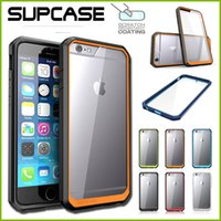 Wholesale Supcase Unicorn Beetle Hybrid Colorful Bumper Case Clear TPU PC Case For iPhone S Plus SE S Samsung Galaxy S6 edge plus Note