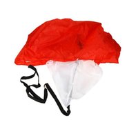 Wholesale 2016 New Arrive Speed Training Resistance Parachute Running Chute Speed Chute Running Umbrella
