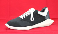 b owens - RO SS TOP Upgraded Version Owens Men s Casual Suede Leather Shoes Retro Low Sneakers Free EMS DHL