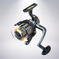 Wholesale Magic knight BB Ball Bearing XH5000 Fishing Reel Left Right Interchangeable Collapsible Handle Fishing Spinning Reel