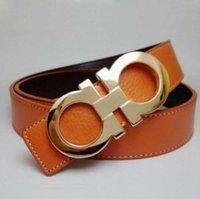 Wholesale 2016 designer belts men high quality mens belts luxury Big buckle ferragi amo men designer leather belt men Woman Belt