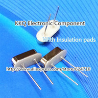 Wholesale NEW Original MHZ MHZ M M S HC S HC US DIP Crystal Resonator With Insulation pads