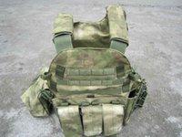 Wholesale Evolution Gear LBT6094A Tactical Vest Paintball Airsoft vest price A tacs FG