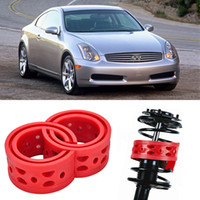 Wholesale 2pcs Super Power Rear Car Auto Shock Absorber Spring Bumper Power Cushion Buffer Special For Infiniti G35