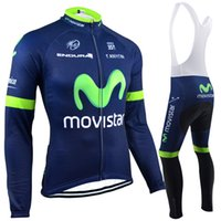 acrylic shrink - Winter Pro Team Cycling Jerseys Mountain Road Cycling Clothing Anti Pilling Long Sleeves Sets Can Choose Mixed Sizes Cycling Clothes MO