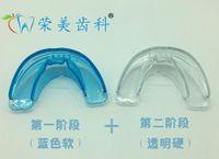 Wholesale Dental dental appliance orthodontic retainer bag anti teeth correction teeth molar dental materials