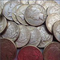 arts hole - A Whole Hole Set Of Peace Dollars Promotion Cheap Factory Price nice home Accessories Silver Coins