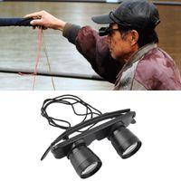 Wholesale 3x28 Magnifier Glasses Style Outdoor Fishing Optics Binoculars Telescope Quality