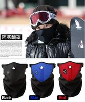 Wholesale Windproof Face Mask For Motorcycle Balaclavas CS Hat Headgear Winter Skiing Ear