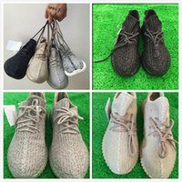 Wholesale PU Shoes boost sneaker sock keychain shoes kamatiti Shoes size US13 Boost shoes snakers Pirate Black Kanye Milan West Boost
