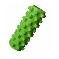 Wholesale Foam Yoga Roller Yoga Block Trigger Point Relief Muscular Pain CM Black Blue Color foam roller massage crossfit