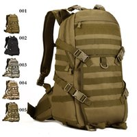 Wholesale 2016 New outdoor sports camping climbing hiking Nylon bags TAD second tactical backpack men s bag YKK zipper