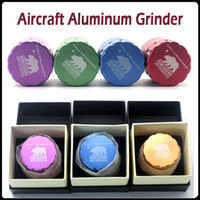 best levels - TOP Level Grinders Cali Crusher Herb Grinder mm Aircraft Aluminum Grinder Layers Provide Best Touch Texture