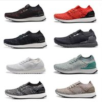 red plaid fabric - 2016 New Design Ultra Boost Uncaged Sock shoes Sneakers for Men and Women Ultra Boost M Lightweight breathable Running Shoes