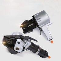 automatic strapping machines - Split Type Strapping machine Pneumatic Steel Pneumatic KZSL Locking machine