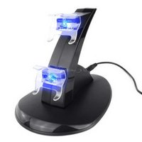 Wholesale Dual LED Docking Charger Stand Station For Sony PS3 Wireless Controller