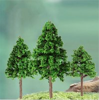 Wholesale 1 HO N Z Train Layout Model Trees Scale Garden War Game Diorama Scene Enhance the Appearance of your Model Landscape