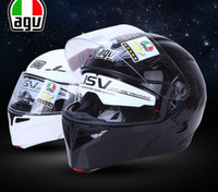 agv carbon - Motorcycle AGV Helmets ABS Motorcycle Helmets Motorcycle Helmet Full Face Helmets Off road Racing Helmets for Motorcycle