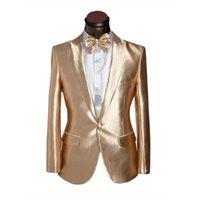 Wholesale New Arrival Men Suit Groom Casual Wedding Dress Prom Suits Mens Suits Tuxedo Business Slim Red Suits Wedding Blazers XL