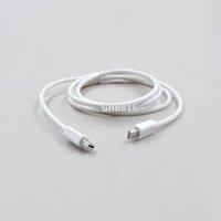 apple display connector - Display Port Mini DP to Mini DP Converter Adapter Display Port Connectors Cable For Apple Mac Macbook Pro Air