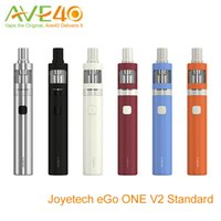 air adjustment - Joyetech eGo One V2 Kit eGo Onev2 mAh with ml Capacity Adjustment of Air Inflow VS Kanger Top Evod