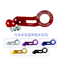 Wholesale Double Letter Universal BENEN Rear Tow Hook For CIVIC INTEGRA EG EK DC DC2 Trailer hook Towing Ropes