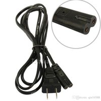 Wholesale US Prong Port AC Power Cord Cable For Sony PS2 PS3 Slim M Edition New TH88