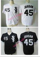 athletics baseball - White Sox Michael Jordan Black Baseball Jersey High Quality Stitched Baseball Shirts Cheap Sports Jerseys Athletic Baseball jerseys