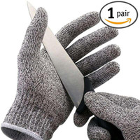 acrylic cost - Cost effective Hot Sale New Arrival Pair Cut Resistant Gloves NoCry High Performance Level Protection Anti Slash