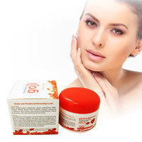 Wholesale Hyaluronic Acid Goji Face Cream Chinese Wolfberry Medlar Multi effect Anti wrinkle Cream Inhibit Activity Of tyrosinase Free DHL XL M16