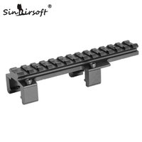 bi modelling - Sinairsoft Style New Gen Low Profile Universal Bi Direction Claw Mount MNT P669 mm Scope Mount Base For MP5 Model