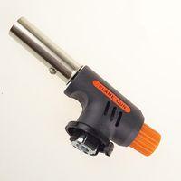 Wholesale Metal Portable Torch windproof lighter Gas butane burner flame gun for BBQ Hiking Camping cbd hemp