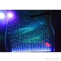 Wholesale RGB Colors cm Degree IP68 Submersible Remote Control Fish Tank LED Lights Bar W LEDs Bubble Aquarium Lighting