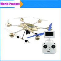 Wholesale HUAJUN W609 CH with Six Axis Gyro RTF RC Hexacopter FPV Drones With MP Camera Drone