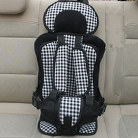 Wholesale Plus Size Years old Portable Baby Car Safety Seat Kids Car Seat Car Chairs Toddlers Car Seat Cover Harness