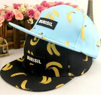 baby fruit hats - 2 T Fruit pattern Adult Child Baseball Cap Kid Hat Fashion Children Cap Baby Hat Child Snapback Hat Hip Hop Cap summer sun hat