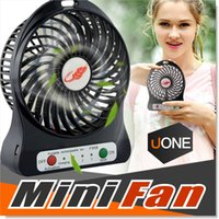 Wholesale Portable Fan mini usb rechargeable fan with mAh Power Bank and Flashlight for Traveling Fishing Camping Hiking Backpacking BBQ