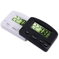 Wholesale digital kitchen timer Timer Clock Promotion Price Model No Electronic Timer Clock Timer Countdown AAA Battery Support Color Options