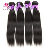 brazilian hair bundle jet black - Cambodian Virgin Remy Straight Hair Wavy Jet black Bundles A Brazilian Human Hair Extensions Cambodian Silk Black Hair Products
