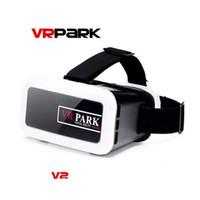 active parks - VR V2 Virtual Reality Google Cardboard VRPARK D Glasses VR PARK Google Movie Games DHL